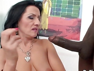 Do The wifey Cuckolds seeing Their Wives gargle a ginormous meatpipe Compilation six