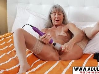 Does old gramdma getting fucked consider, that