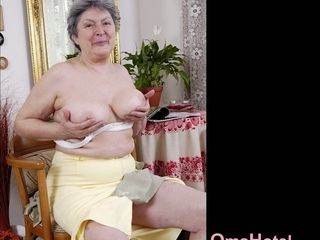 OmaHoteL Well older fur covered doll pics Compilation