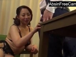 Chinese Housewife entice manager for More cash