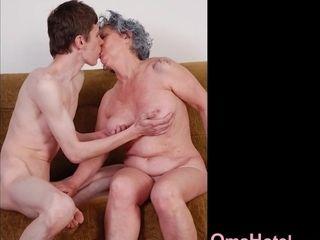 OmaHoteL fledgling grannie images Slideshow movie