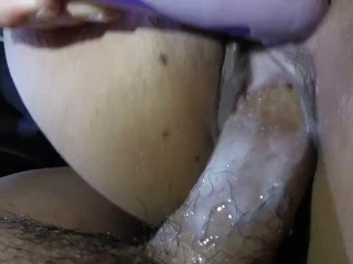 FILIPINA TIGHT CREAMY PUSSY THEN FINISHED WITH CREAMPIE