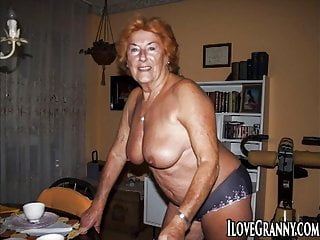 ILoveGrannY lay Homemade Pictures Compilation