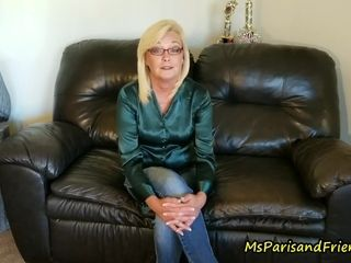 Ms Paris and Her Taboo Tales mommy s Skype Call