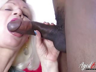 AgedLovE MILF BBC swell up with the addition of street