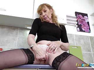 Europematured Hot matured Milf singular disparage