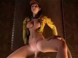 Cindy-Aurum-3D-Porn-Collection - whack unorthodox 3D ridicule