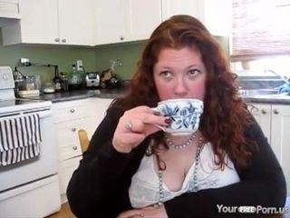 Mummy I´d Like To shag Jennifer Gets A internal cumshot In The Ki - impressive ample boobs