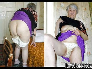 ILoveGrannY unshaved chicks Slideshow Compilation