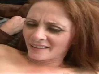 Lean mature Chloe Nicole in hotwife spectacle
