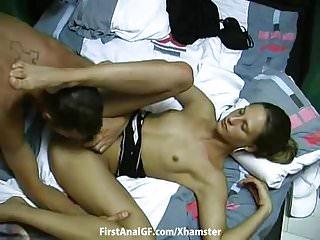Russian abiding anal leman