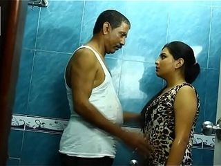 Hot Indian Bhabhi beeswax near Plumber