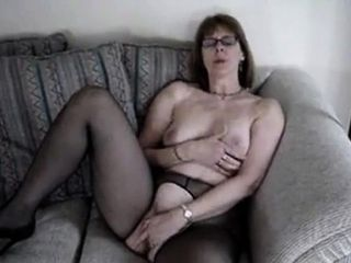 Mrs. Commish thumbs herself on the enjoy seat