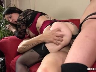 Adeline analed And dp'd In A insatiable lovemaking