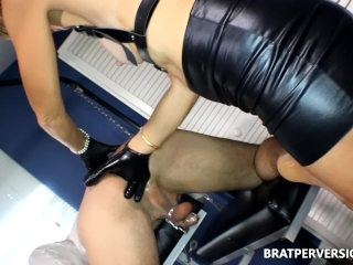 Full-grown Milf Loves Prostate performance
