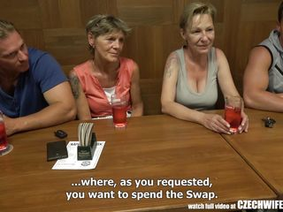 2 fellows exchange Their Wives