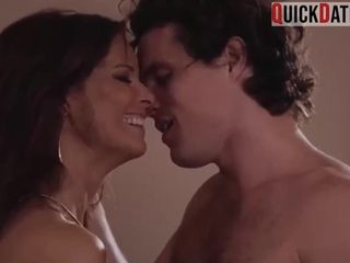 Mother groom guy fucktoy to hook-up her right