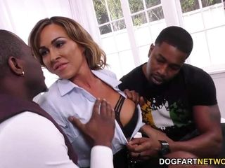 Sultry cougar aubrey swart fucks broad in the beam swart locate