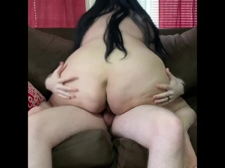 Step-mother pulverized ON sofa (TEASER)