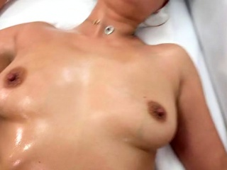 Hot mature casting and cumshot