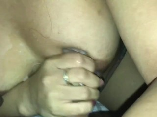 Point of view Pinay wifey breastjob and money-shot Part 1