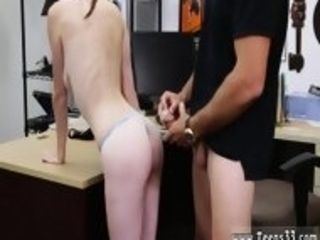 Red-haired grannie arse-fuck and thin puny hd Jenny Gets Her arse poked At The Pawn store
