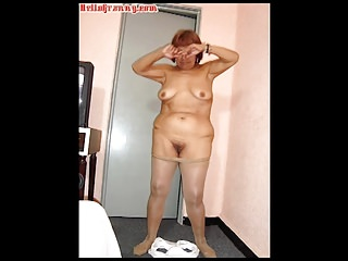 HelloGrannY Amateur Latin Mature Photo Slideshow