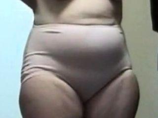 Girl's grany undies