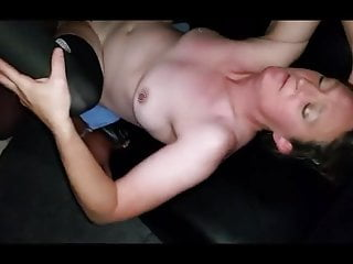 Cuck filming wifey with big black cock