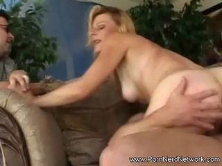Housewife Agrees To Try Swinging