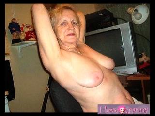 ILoveGrannY Chubby Matures fat titties Slideshow