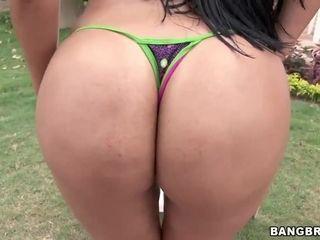 Colombian wifey Julianna Vega With A meaty backside