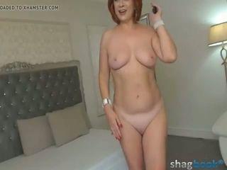 necessary brunette slaps that dick up easier tell, than make