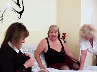 OldNannY 3 girly-girl brit Mature adult movie stars