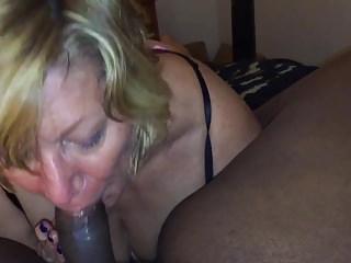 Slattern sucking 3