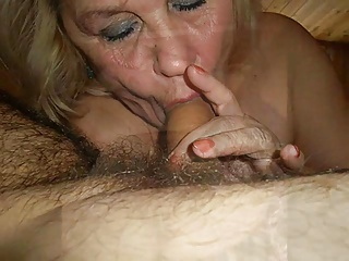 Granny russian amateur