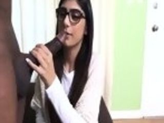 Arab iraqi and homemade wifey buttfuck Mia Khalifa attempts A thick ebony beef whistle