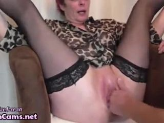 Matured Squirting Fisting Orgasms
