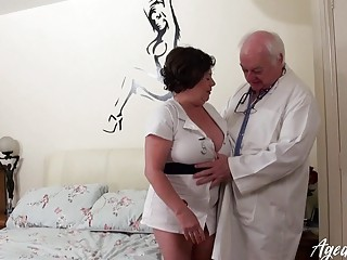 AgedLove huge-titted brit female hard-core fuck-a-thon escapade