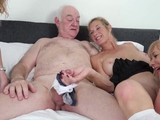 Pulverizing grandmothers - mature