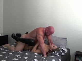 Kinky fucky-fucky with my Muscle hunk (Part 4)