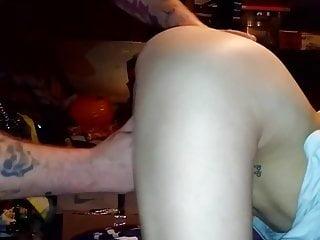 Wearing down will not hear of titbit Asshole