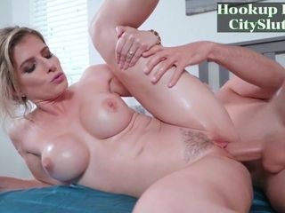Huge-titted mature likes railing donger of son-in-law