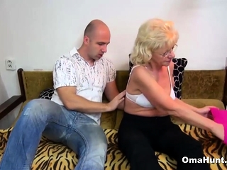 Decayed Granny Wants Some Penis as well