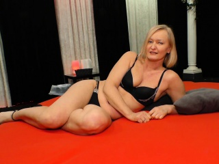 This blonde milf is looking for her dream experience. She