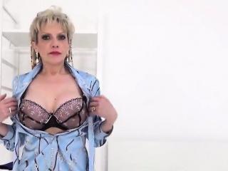 Big tits russian mature