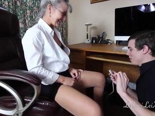 Grandma entices wonderful IT Tech