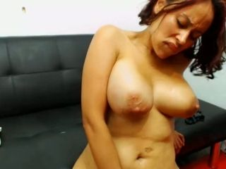 This spunky ejaculation longing Latina cougar looks like she needed that bad
