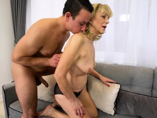 AgedLovE comme �a adult Fucked steadfast By stripling