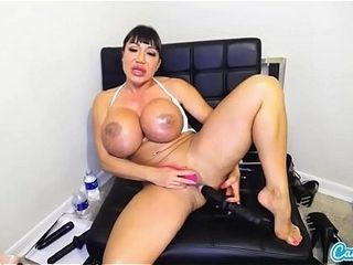 CamSoda - Ava Devine hefty bosoms assfuck have fun getting off